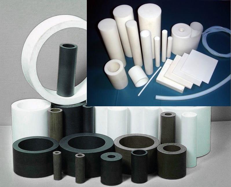 Gia công nhựa ,teflon , phíp, silicon…